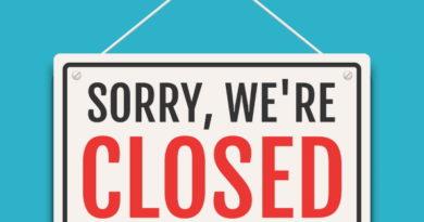 Siamo chiusi